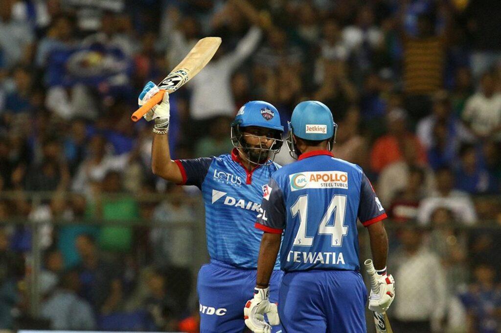MIvsDC : रोहित शर्मा ने इस खिलाड़ी को सीधे तौर पर ठहराया मुंबई इंडियंस की हार का जिम्मेदार 5