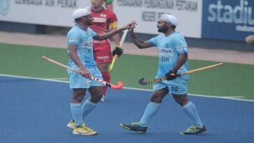 Hockey: India defeats Japan in Sultan Azlan Shah