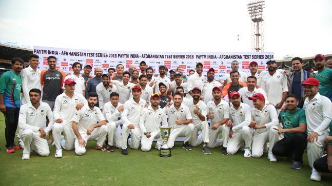 RECORD : जिस रिकॉर्ड को बनाने में भारतीय टीम ने लगा दिए पूरे 20 साल, उसे अफगानिस्तान ने अपने दूसरे ही मैच में बना डाला 1