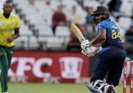Centurion T20: South Africa beat Sri Lanka by 19 runs