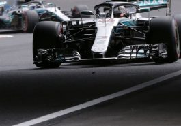 Ferrari's car made the F-1 season pollen: Hamilton