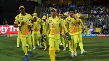 IPL: Yo Yo Test of Chennai Super Kings players