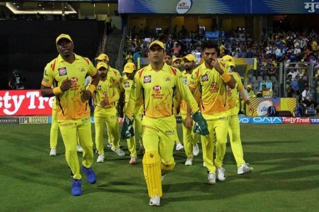 IPL: Yo Yo Test of Chennai Super Kings players