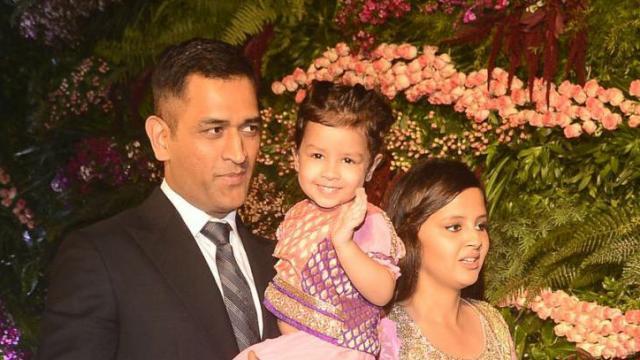 महेंद्र सिंह धोनी के अलावा साक्षी धोनी को पसंद है ये क्रिकेटर 1