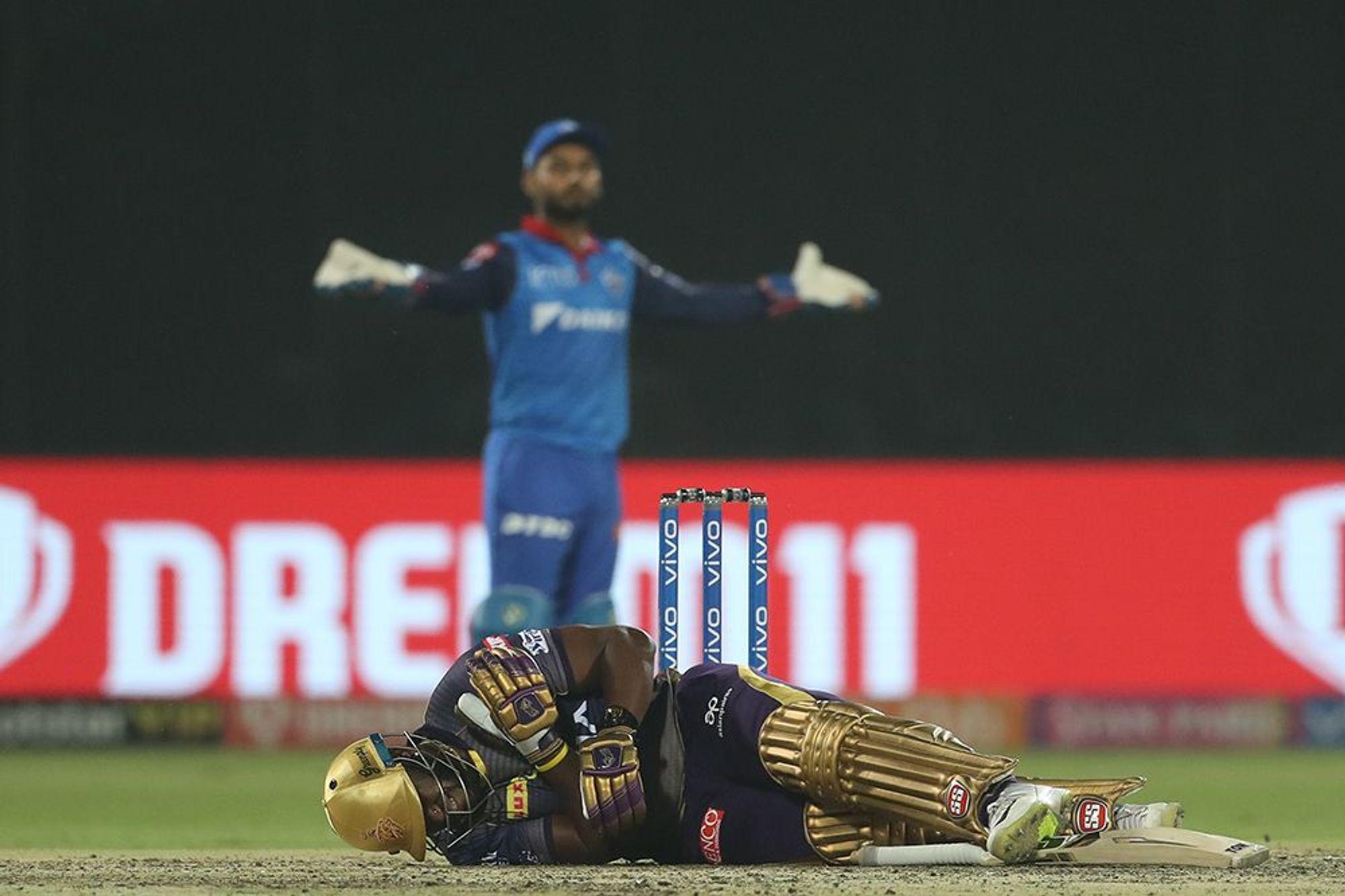 WATCH : दिल्ली कैपिटल्स के खिलाफ हार के साथ ही कोलकाता नाईट राइडर्स को लगा बड़ा झटका, पुरे आईपीएल से बाहर हो सकता है यह दिग्गज 56