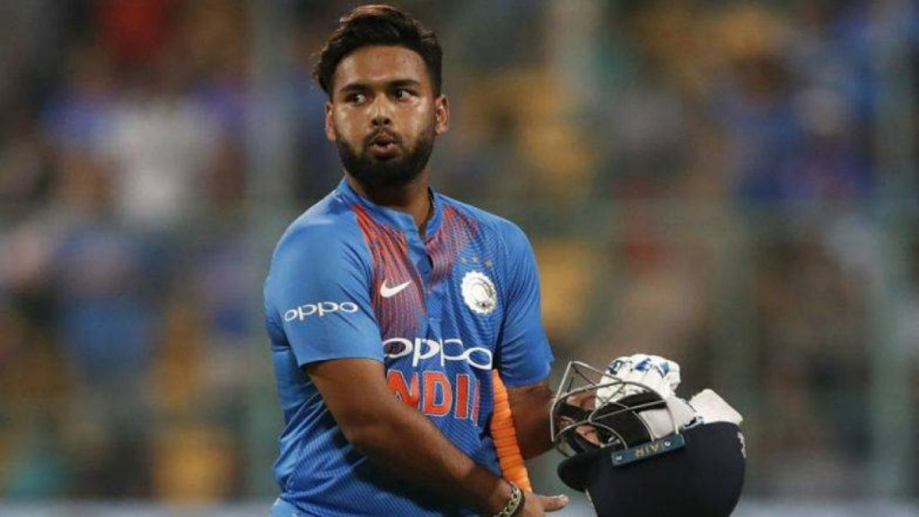 Pant took the opportunity with both hands: Saha