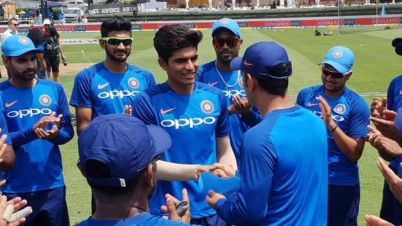 उम्मीद नहीं थी कि इतनी जल्दी मिलेगा भारतीय टीम में मौका: शुभमन गिल 5