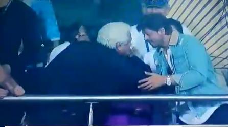 वीडियो : शुभमन गिल ने लगाया सनराइजर्स हैदराबाद के खिलाफ विजय छक्का, तो देखने लायक था शाहरुख़ खान का रिएक्शन 2