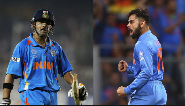 गौतम गंभीर ने विराट कोहली पर लगाया प्लेइंग इलेवन में पक्षपात का आरोप, कहा इस खिलाड़ी के साथ कर रहे नाइंसाफी 8