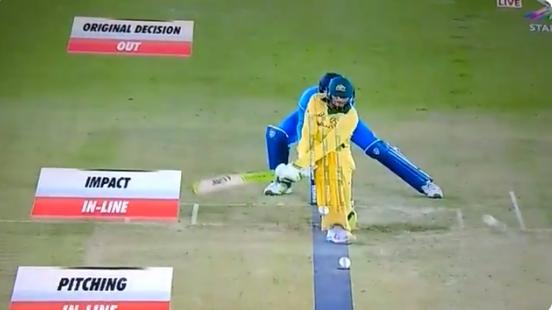 वीडियो : उस्मान ख्वाजा को डीआरएस ने बचाया, तो विराट कोहली ने खेल भावना के विपरीत दिखाया गुस्सा 4