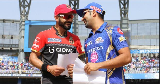 RCB vs MI : मुंबई इंडियंस ने जीता टॉस, इस प्रकार हैं दोनों टीमों की प्लेइंग इलेवन 5
