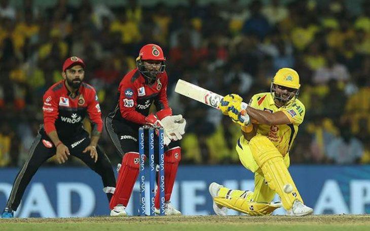 IPL 2019: WATCH: राॅजस्थान राॅयल्स के साथ मैच से पहले बाॅक्सिंग में 'चिन्ना थाला' सुरेश रैना ने आजमाया हाथ, देखें वीडियो 2