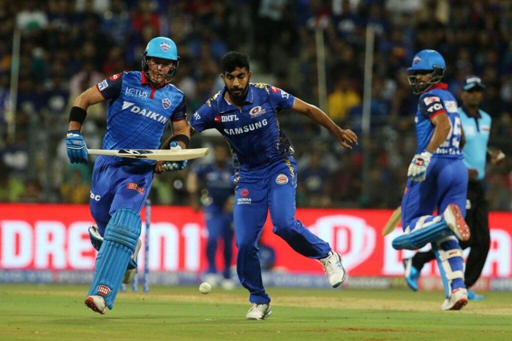 MIvsDD : रोहित शर्मा की इस गलती की वजह से मुंबई इंडियंस को दिल्ली कैपिटल्स के खिलाफ मिली 37 रन की हार 2