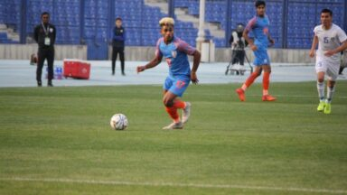 Football: India's important match against Tajikistan in under-23 AFC Cup