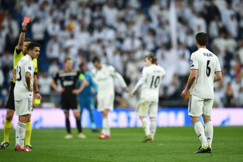 Real Madrid on target of media after being out of Champions League