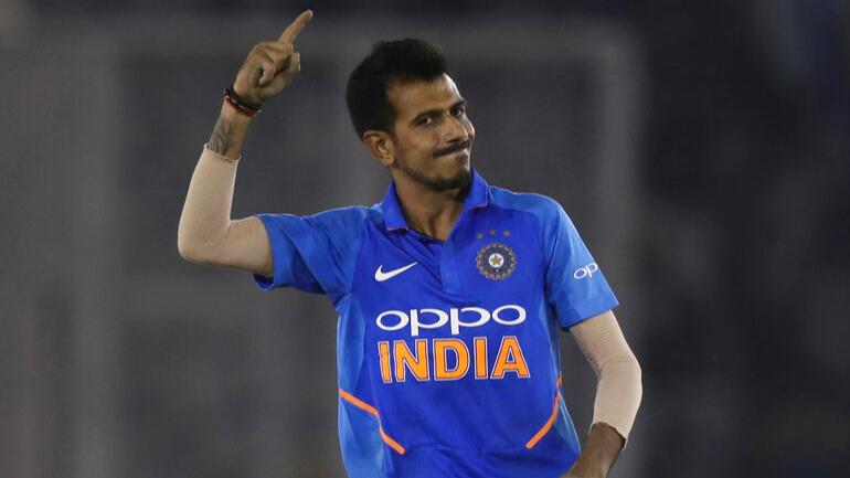 Chahal is the champion bowler, not robot: Muralitharan