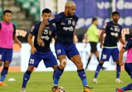 AFC Cup: Chennai scored a goal scored by Colombo FC