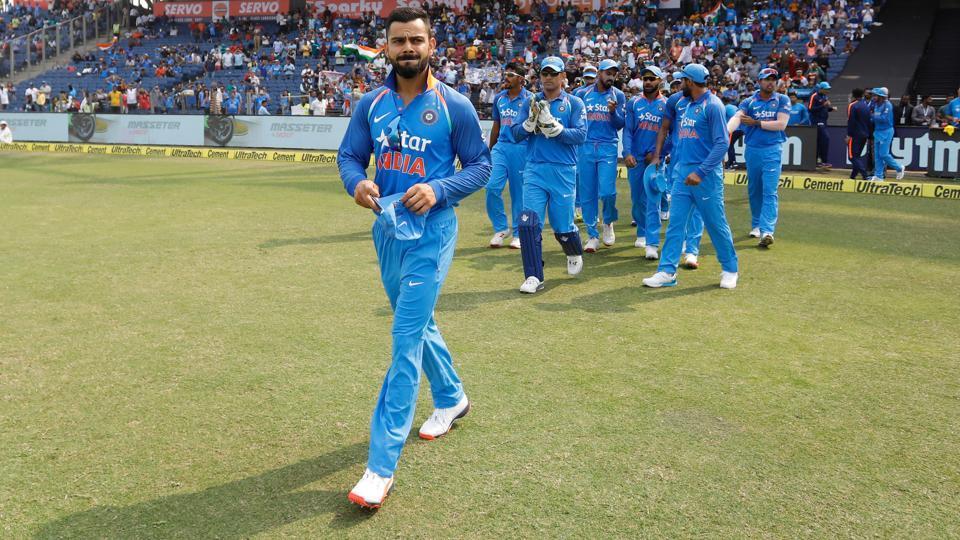 ICC ODI RANKING : भारतीय टीम को तजा रैंकिंग में हुआ काफी नुकसान, देखें खिलाड़ियों व टीमों की पूरी रैंकिंग 10