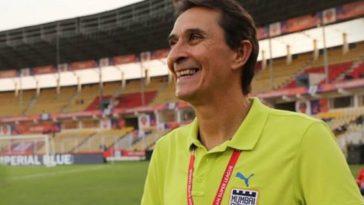 Mumbai City FC coach will be coach