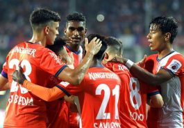 ISL-5: Goa defeats Mumbai in first phase of second semifinal