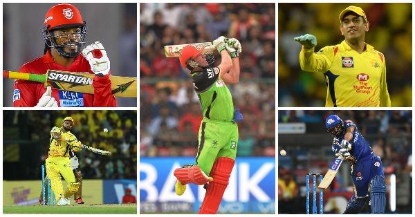 आईपीएल में इन 5 खिलाड़ियों ने लगाये हैं सबसे ज्यादा छक्के, बहुत जल्द महेंद्र सिंह धोनी और एबी डीविलियर्स को पीछे छोड़ सकता हैं यह खिलाड़ी 1