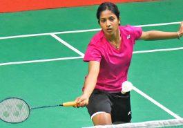 Badminton: Priyanshu, Gayatri and Samia in the third round of the German Open