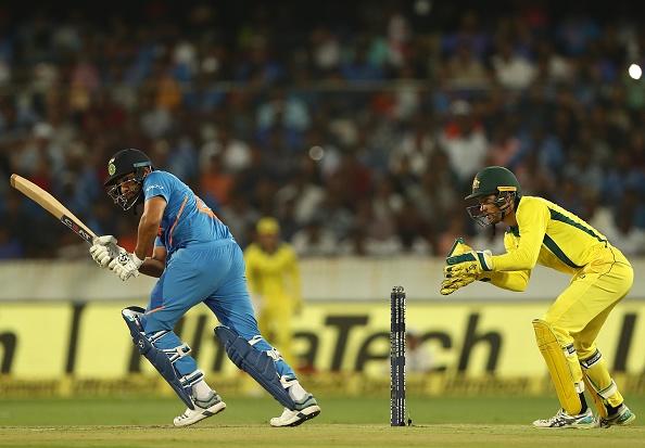 IND vs AUS: STATS : चौथे वनडे में बने कुल 11 रिकॉर्ड, भारतीय टीम ने हार के साथ बना डाला ये शर्मनाक रिकॉर्ड 4