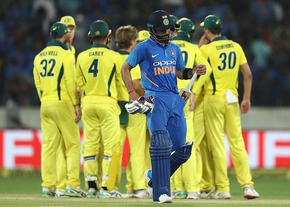 IND vs AUS: मैच रिपोर्ट: विराट कोहली की इस छोटी सी गलती की वजह से चौथे वनडे में हारी भारतीय टीम 1