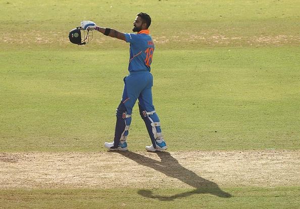 INDIA vs AUSTRALIA: मैच के बाद विराट कोहली ने कहा खुशनसीब हूँ जो मेरे टीम में मौजूद है ये खिलाड़ी 4