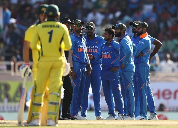 IND vs AUS: STATS : चौथे वनडे में बने कुल 11 रिकॉर्ड, भारतीय टीम ने हार के साथ बना डाला ये शर्मनाक रिकॉर्ड 2