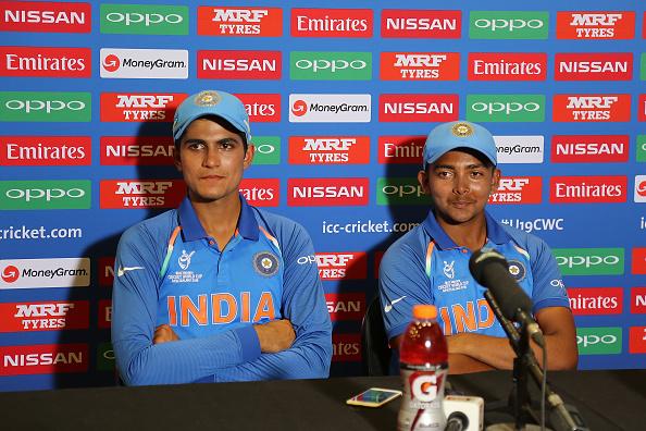 राहुल द्रविड़ ने मेरे क्रिकेट करियर को संवारने में बहुत मदद की: शुभमन गिल 2