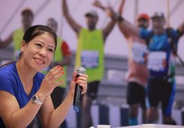 Mary Kom eyeing gold at Tokyo Olympics