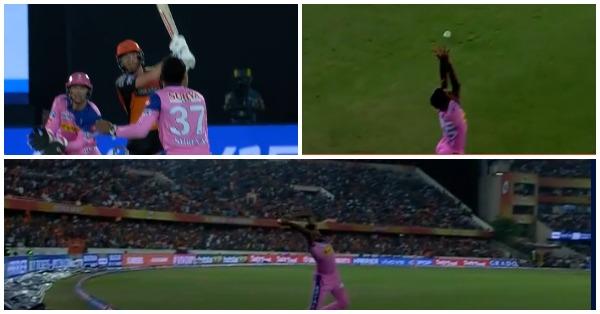 वीडियो : सुपरमैन बने धवन कुलकर्णी, हवा में उछलकर किया जॉनी बैरेस्टों का शानदार कैच 15
