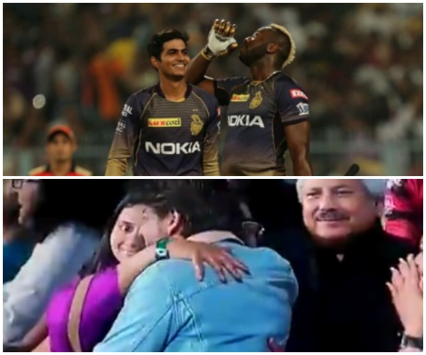 वीडियो : शुभमन गिल ने लगाया सनराइजर्स हैदराबाद के खिलाफ विजय छक्का, तो देखने लायक था शाहरुख़ खान का रिएक्शन