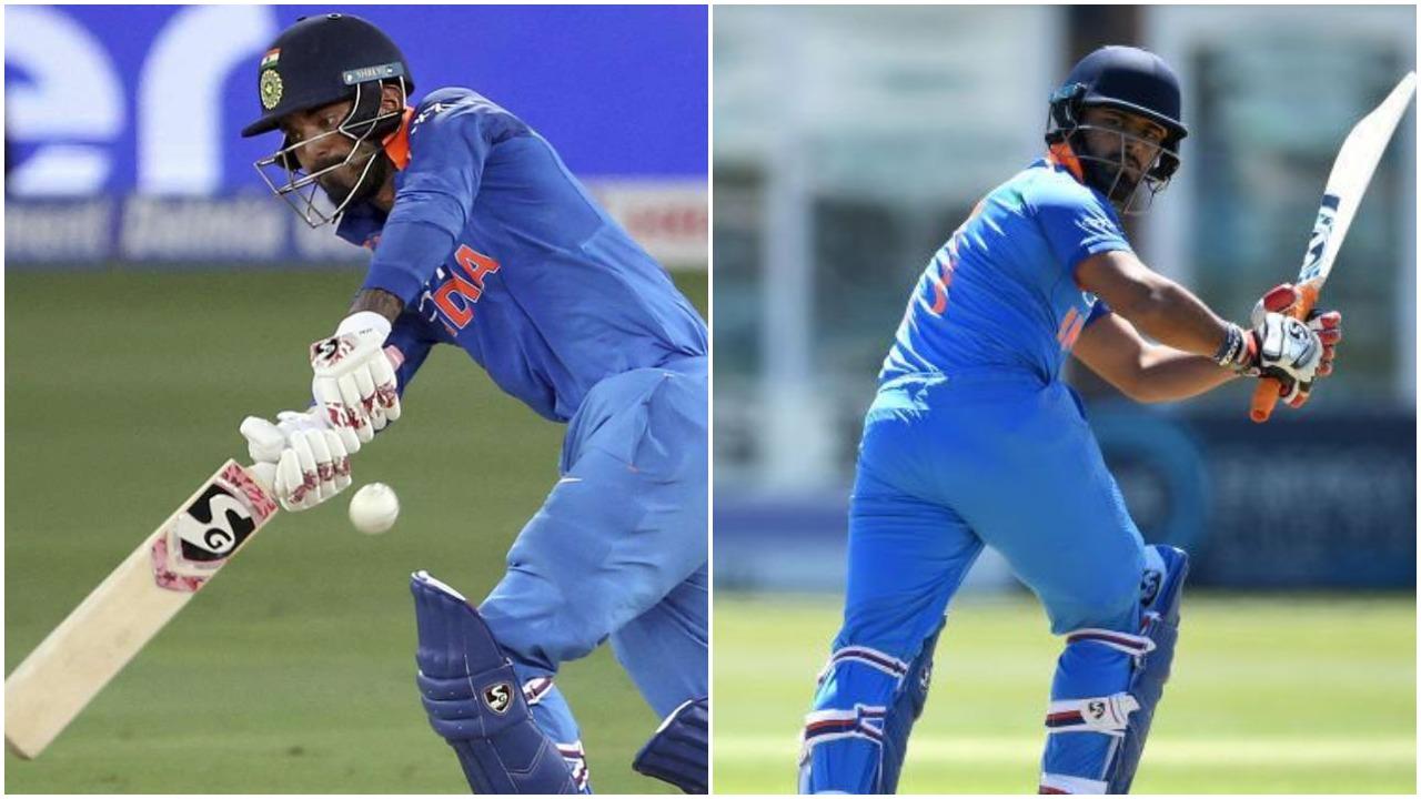 विश्व कप में केएल राहुल या ऋषभ पन्त, जहीर खान और अजय जडेजा ने इन्हें दी टीम में रखने की सलाह 11