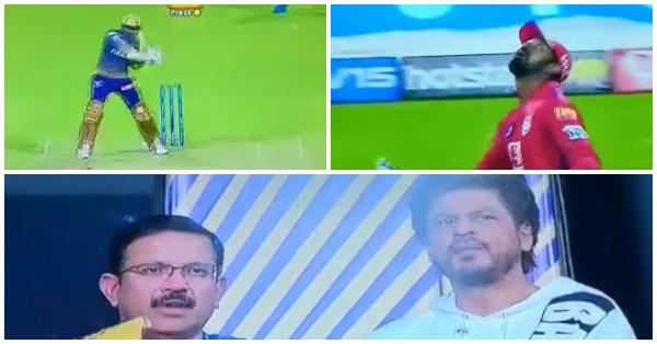IPL 2019: जल्दी आउट होकर सुनील नरेन लौटे पवेलियन तो ये क्या कर बैठे शाहरुख खान 29