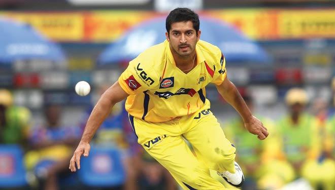 एक बार फिर चेन्नई के लिए आईपीएल में धमाल मचाने के लिए तैयार हैं मोहित शर्मा 15