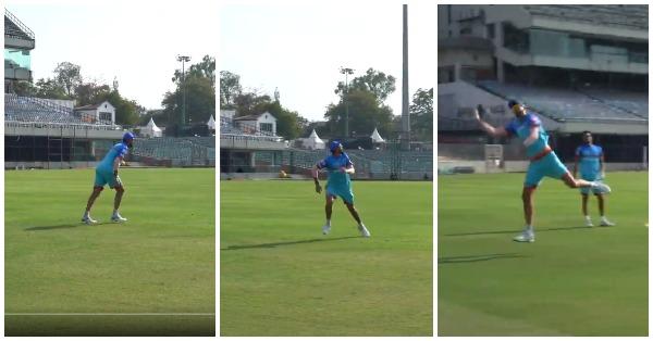 आईपीएल 2019 : अभ्यास सत्र में इशांत शर्मा ने पकड़ा एक ऐसा कैच, जिसे देख सभी रह गये हैरान 1