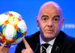 FIFA Chief congratulated Chennai City FC on winning the I-league title