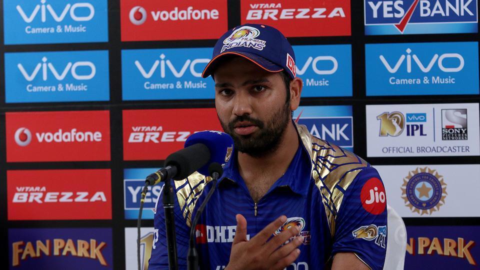 MIvsDC : रोहित शर्मा ने इस खिलाड़ी को सीधे तौर पर ठहराया मुंबई इंडियंस की हार का जिम्मेदार 1