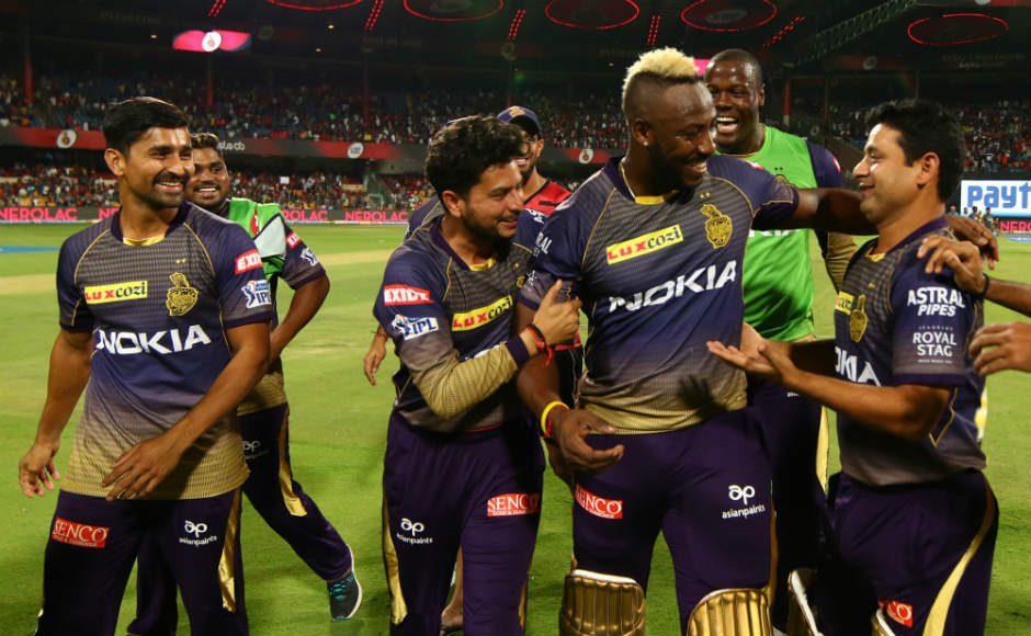 KKRvMI: आंद्रे रसेल ने तलाश निकाला लगातार सातवी हार से बचने का तरीका, रोहित शर्मा को आउट करने के लिए अपने गेंदबाजों को दिया यह खास मंत्र 3