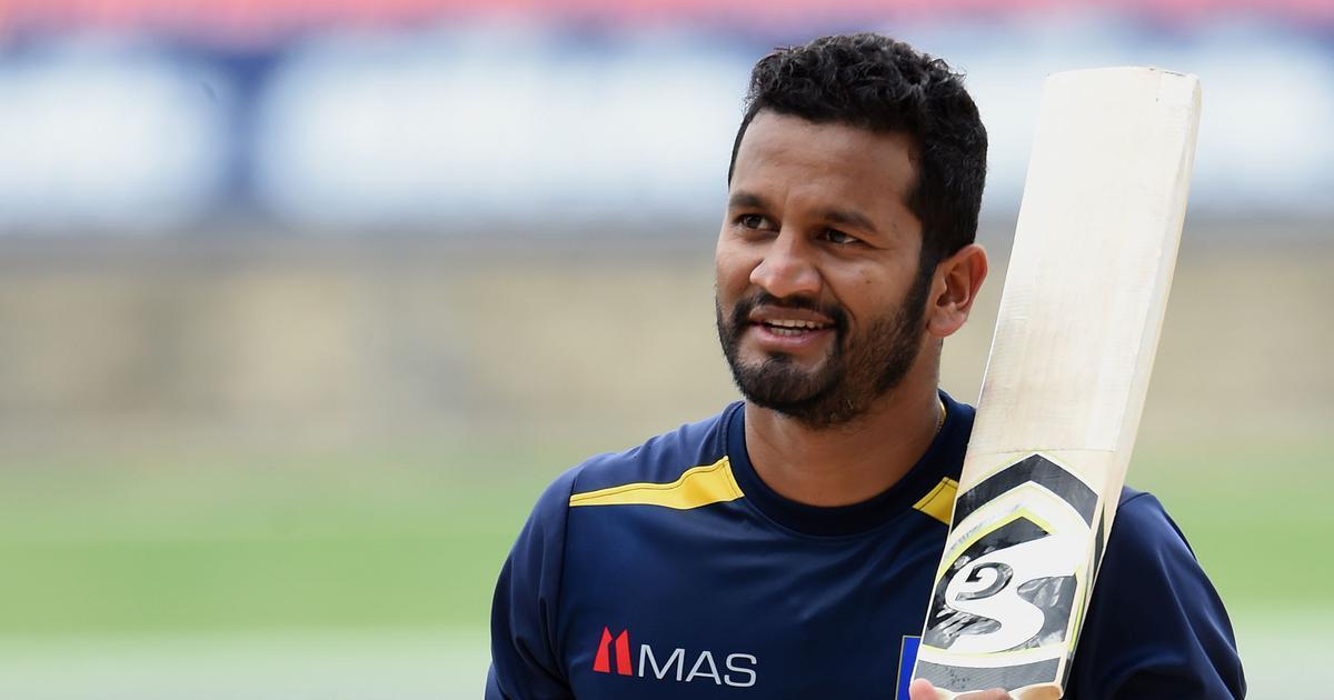 विश्व कप में दिमुथ करुणारत्ने होंगे श्रीलंका के कप्तान