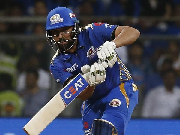 Rohit is the third Indian to score 8000 T20 runs