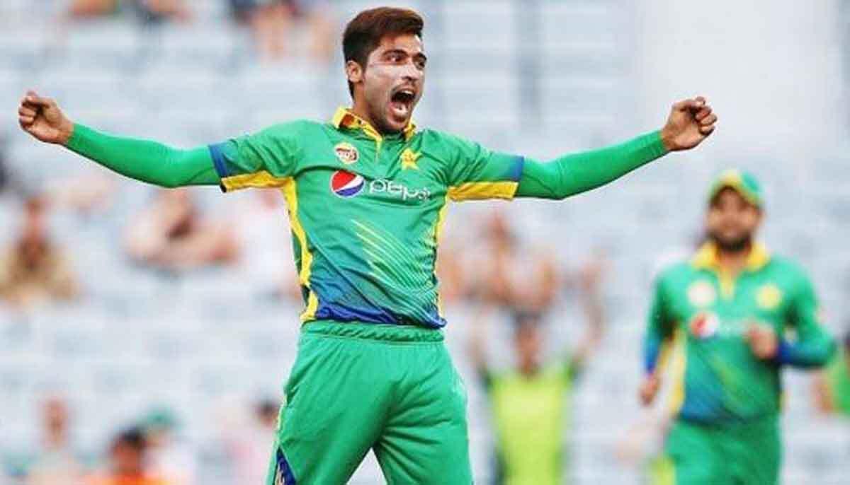 विश्व कप की टीम से बाहर किये जाने के बाद सोशल मीडिया पर भावुक हो उठे मोहम्मद आमिर, कहा... 1