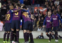 Spanish league: Barcelona defeated Sociadad near the title