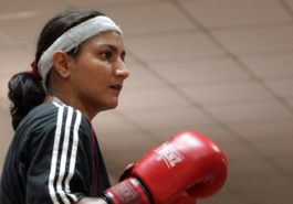 Boxing: Puja's medal is confirmed, 6th in Indian first round