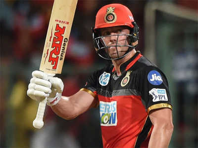 Needing a great innings to get confidence was: De Villiers