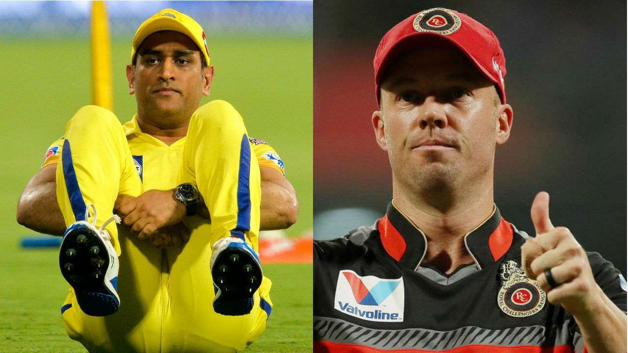 आईपीएल 2019 : अंतिम ओवर में महेंद्र सिंह धोनी की बल्लेबाजी कमाल की थी : एबी डिविलियर्स 7