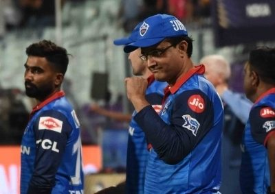 It is a pleasure to return to Dhawan's form: Ganguly