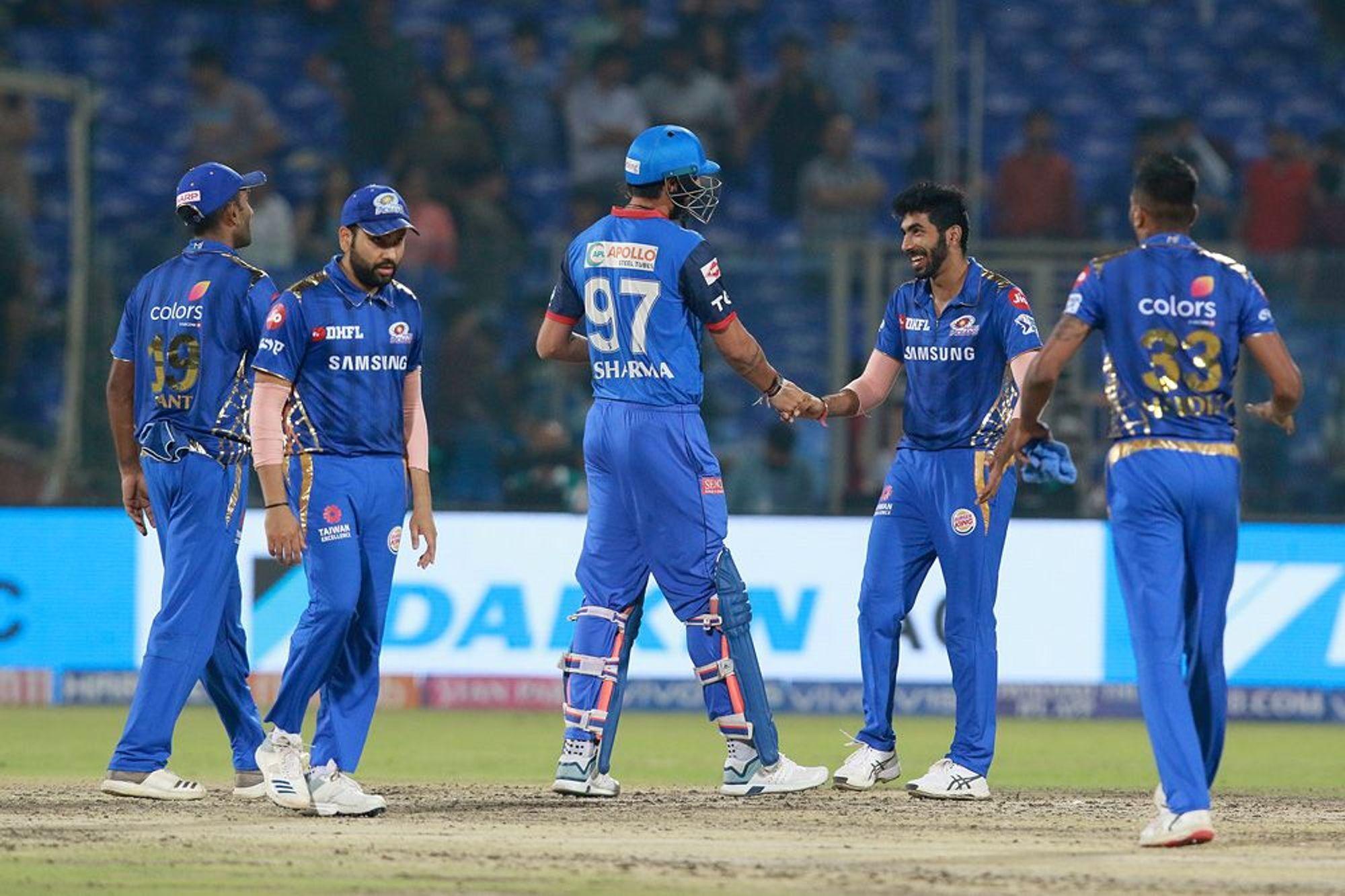 आईपीएल 2019: 34वें मैच के बाद पॉइंट्स टेबल, ऑरेंज कैप और पर्पल कैप की स्थिति 12